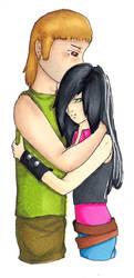 Mike + Ida - Don't be sad, love... by EllanEriksson
