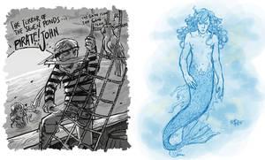 Sherlock: Pirates and Mermaids
