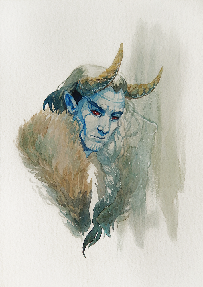 Jotun Loki by thenizu