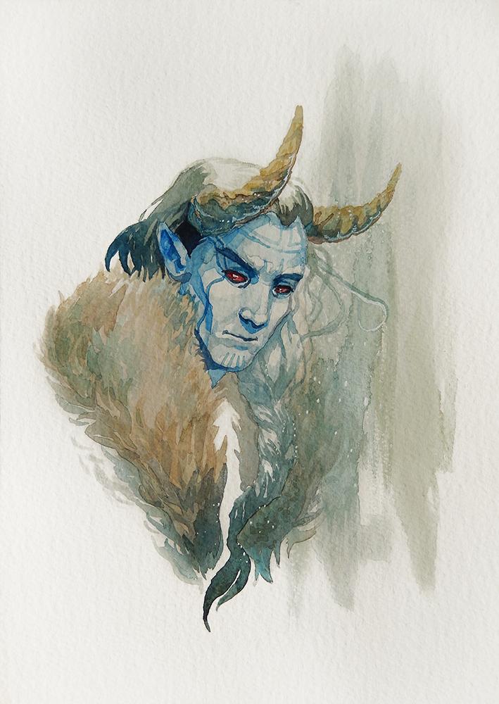Jotun Loki by thenizu