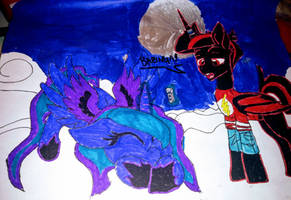 BAZINGA! by moonshadowluna