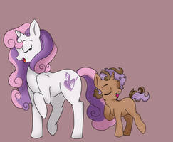 Sing with all your heart, my boy by Joint-ParodiCa