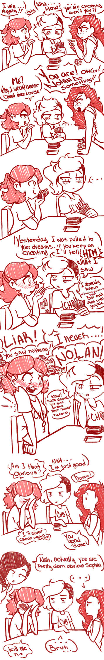 Cheating... by Joint-ParodiCa