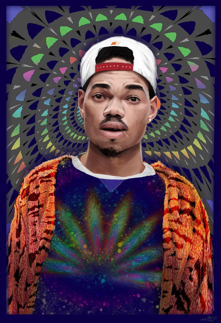 Chance The Rapper By JACoury