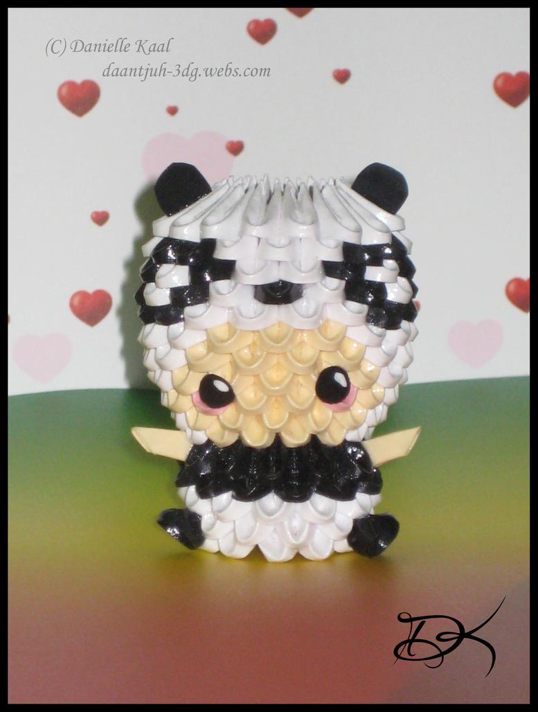 PandaKid by Delinlea