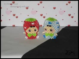 StrawberryKids by Delinlea