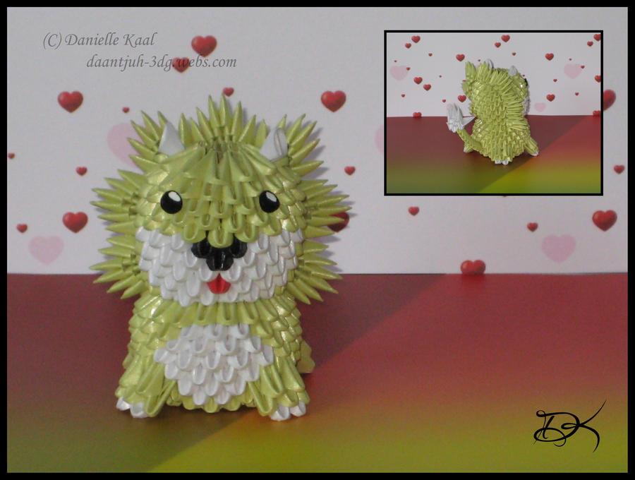 Lion by Delinlea