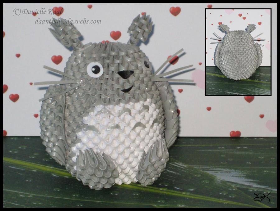 Totoro by Delinlea
