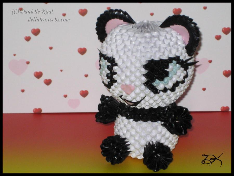 PandaGirl by Delinlea