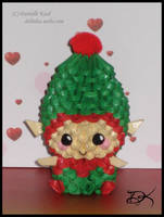 Christmas Elf by Delinlea