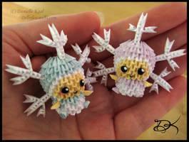 -Tiny- SnowflakeKids by Delinlea