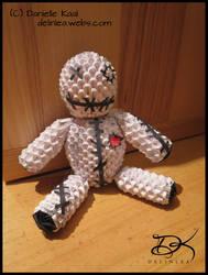 Voodoo Doll  [ 3D Origami ]
