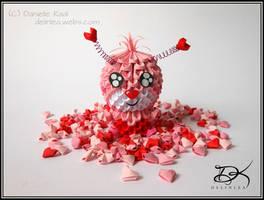 Valentina  [ 3D Origami ]