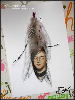 Feather Painting: Jimmy [M4M]
