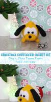 Amigurumi: Pluto TsumTsum