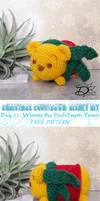 Amigurumi: Winnie the Pooh TsumTsum
