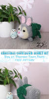 Amigurumi: Thumper TsumTsum