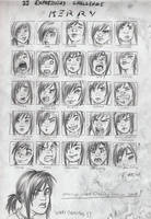 Kerry 25 Expression Challenge by RaXt0r