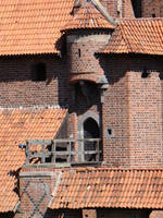 Malbork Castle 04 by Tash-stock