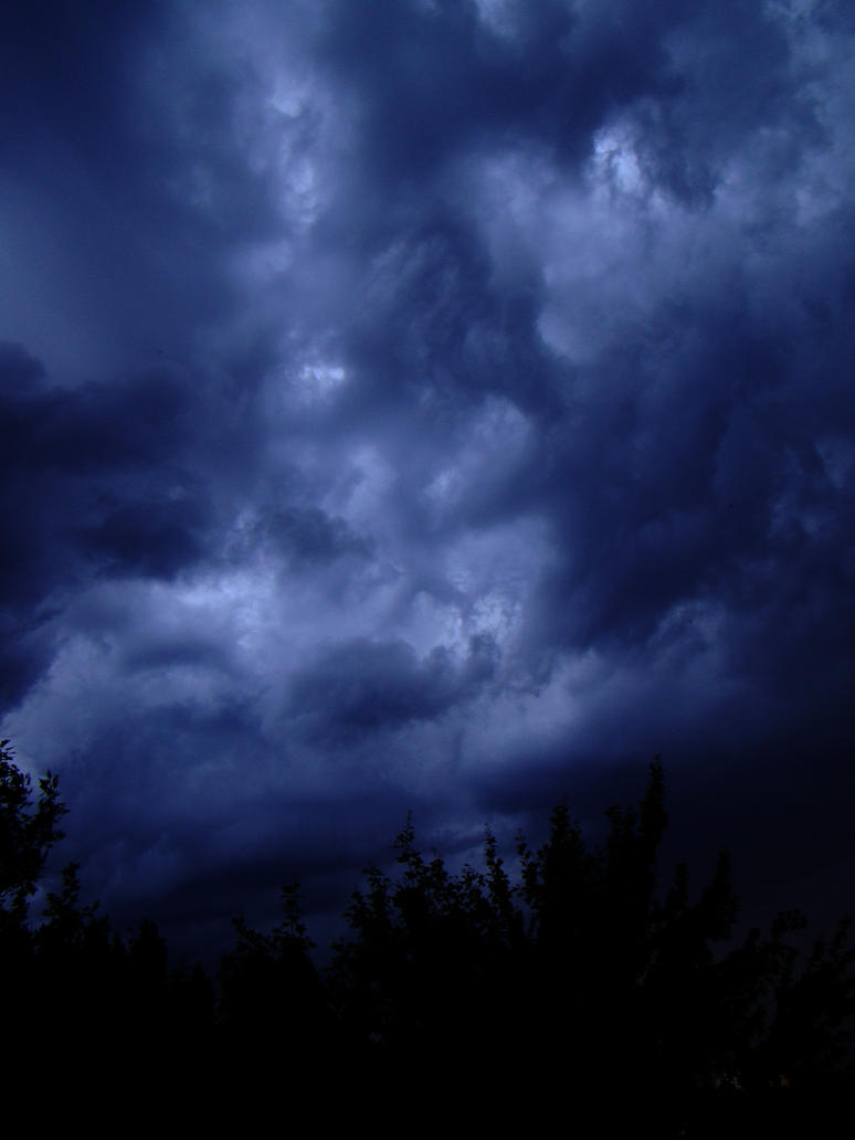 stormy sky 12 by Tash-stock