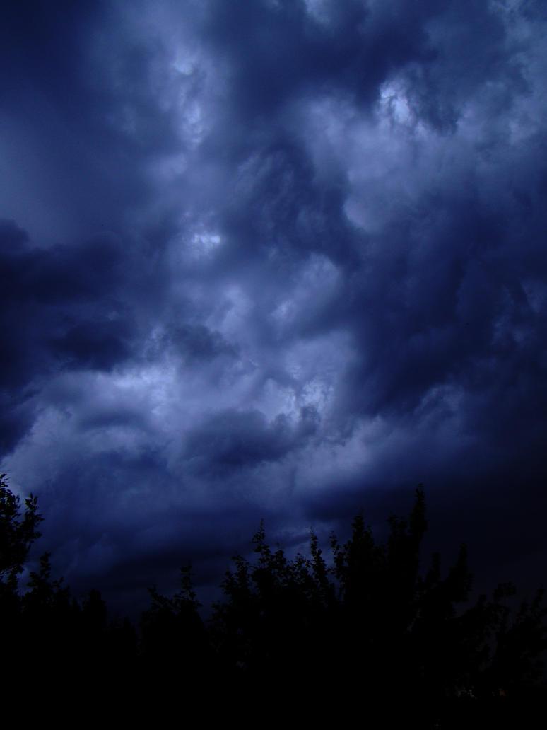 stormy sky 12 by Tash-stock