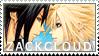 ZackXCloud Stamp by CloudStrifeFanclub