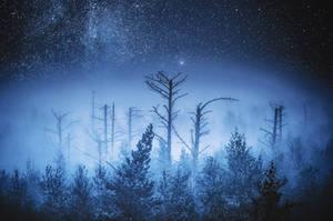 Haunting night by HendrikMandla