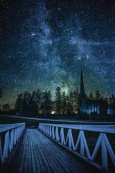 In the night by HendrikMandla