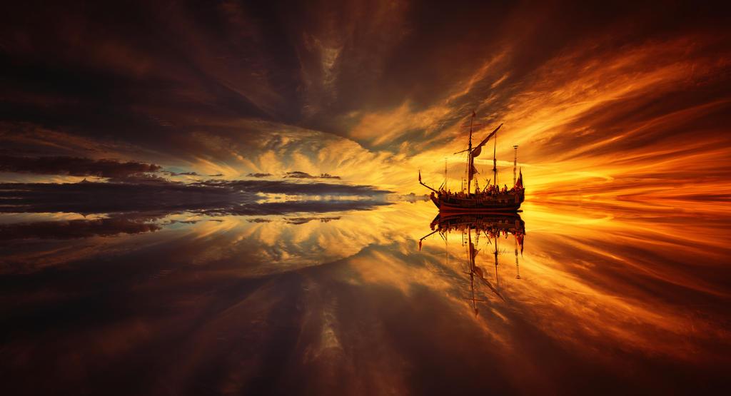 Sail by HendrikMandla