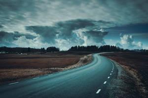 On the road by HendrikMandla