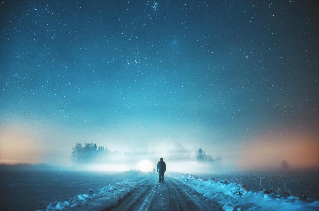 The wanderer by HendrikMandla