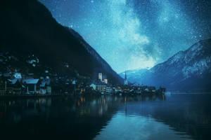 Hallstatt dreamscape by HendrikMandla