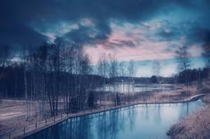 Nightingale Valley by HendrikMandla