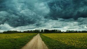 Skies of May by HendrikMandla