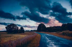 A back road by HendrikMandla