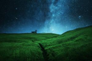 Galactic by HendrikMandla