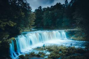 Keila Waterfall by HendrikMandla