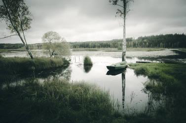 Waiting by HendrikMandla