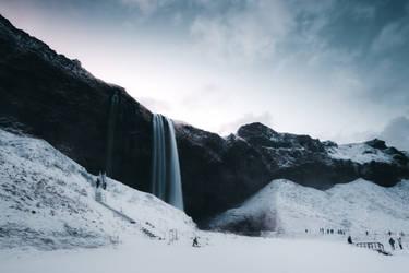 Seljalandsfoss by HendrikMandla