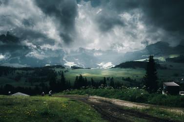 On The Trail by HendrikMandla