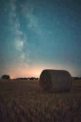 August night in Estonia by HendrikMandla