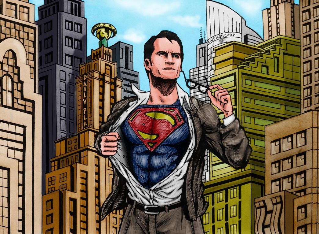 Go Clark! by RawGraff