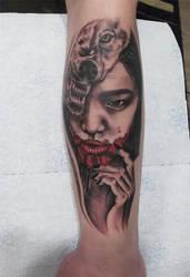 Bloody by RawGraff