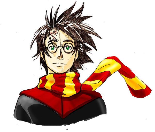 Harry Potter By Fredhild On DeviantArt