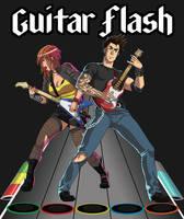 Guitar Flash by Fredhild