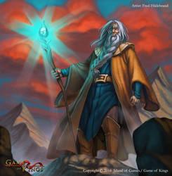 Emrys, The Greatest Wizard by Fredhild