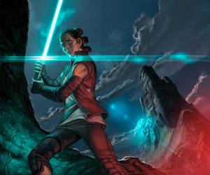 Star Wars - The Last Jedi by Fredhild