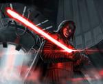 Kylo Ren - Star Wars Episode VIII - The Last Jedi