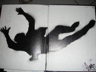 Falling down by rspzeke