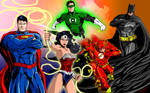 Justice League of America - MLG13